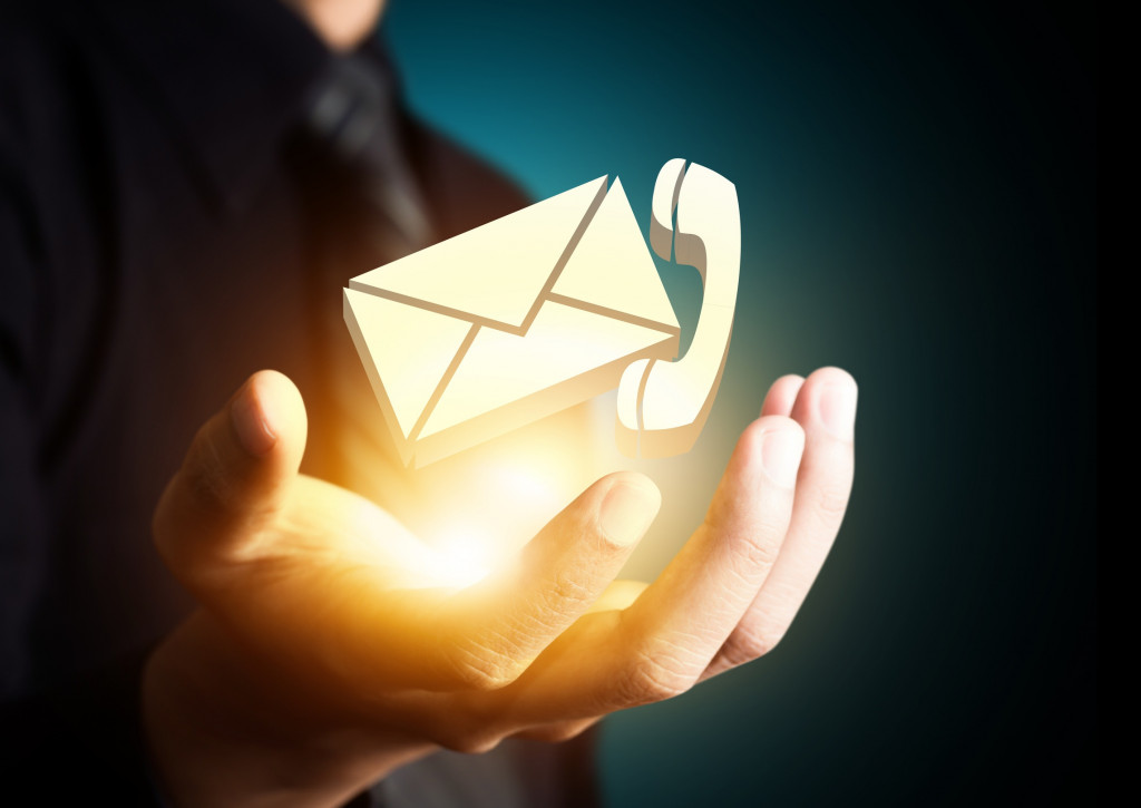 email mkt or mobile phone
